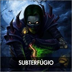 Guia Rogue Subterfúgio