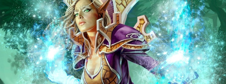 Frost Mage Guia WoW