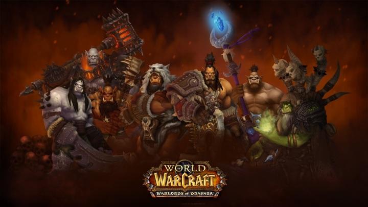 warlords of draenor wallpaper v2