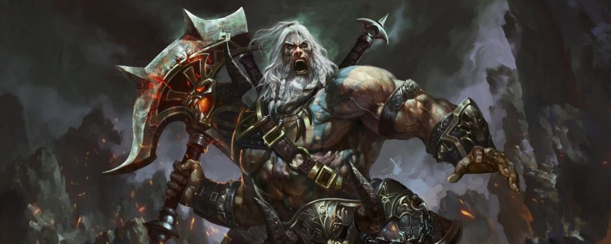 Dá pra jogar Diablo 3 sem build pronta?
