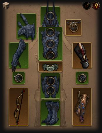 diablo 3 demon hunter GR SOLO UE season 6 build gear